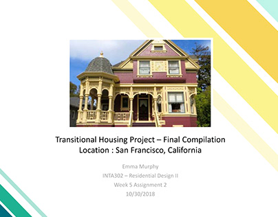 Transitional Housing Project
