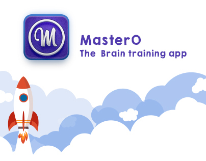 MasterO - The brain training app