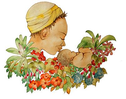 Flores de Kiskeya