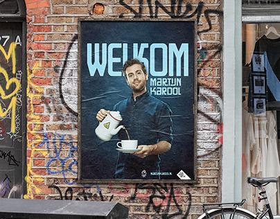 Martijn Kardol 'Welkom'