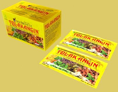 Tolak Angin - Obat Herbal Terstandar (OHT)