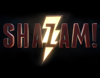 Shazam // Studio Logos / Main Title / Main On End