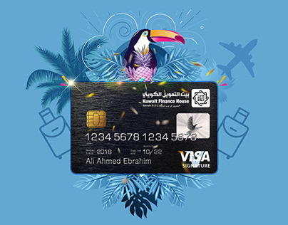 KFH | Credit Card Utilization Campaign