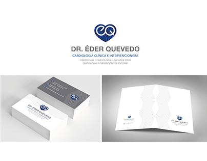 Marca e id. visual   Dr. Éder Quevedo