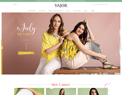Vajor July Web Look