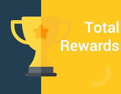 Presentation. Total rewards