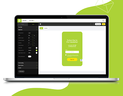Freshmail Form Creator - Email marketing tool