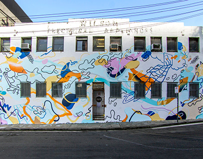 Woodburn Creatives - Mural