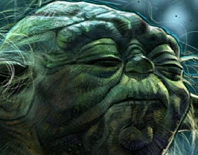 Yoda y el poder de la Fuerza