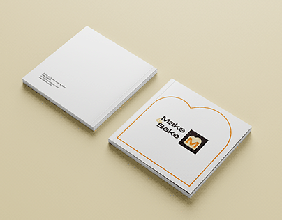 Branding - Make n Bake