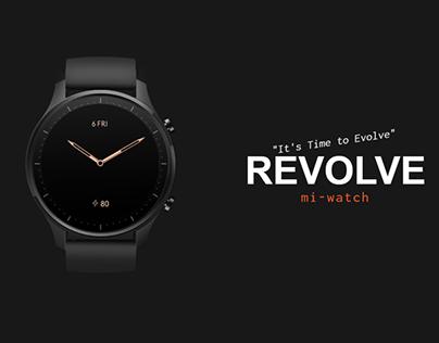 Mi-Revolve Watch