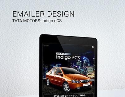 Emailer Design - Tata Motors