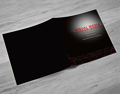 Booklet for the support of the greek movie productions