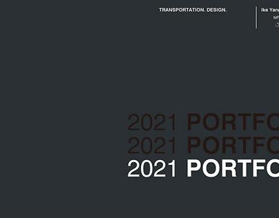 2021 Transportation Design Portfolio By ChungKen Yang