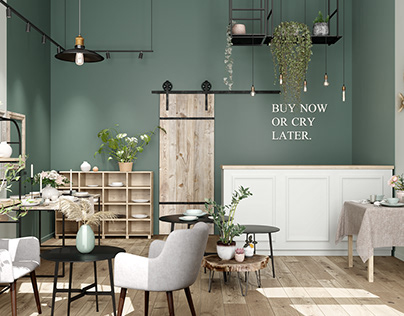 Tableware shop in Vdk