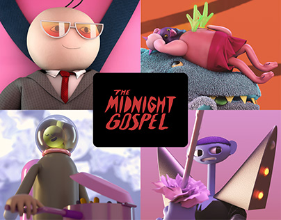 The Midnight Gospel - Part 1