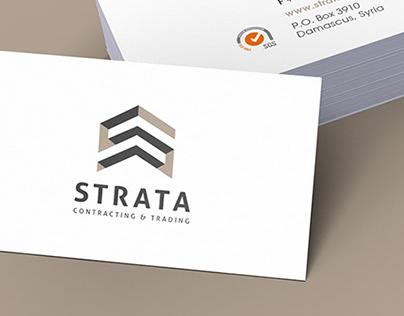 STRATA Branding