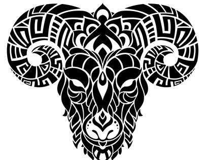 Mandala Animal