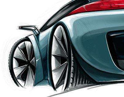 Creating a Concept Car
