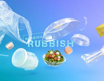 #RubbishRubbish