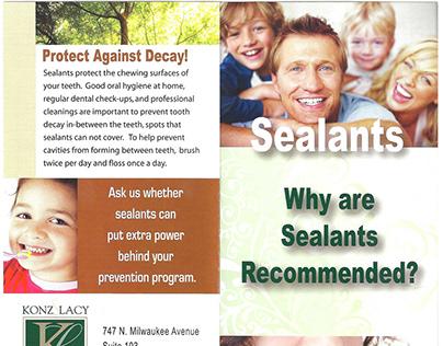 Dental Industry Various Marketing / Advertising