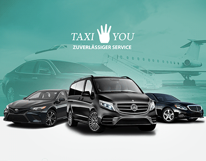 TaxiForYou - Website Design & 2D Animations