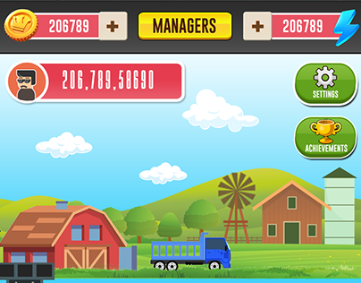 Idle Farming Town