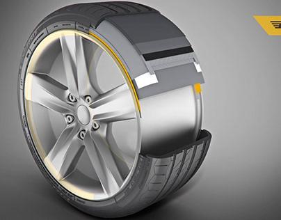 DĘBICA Presto HP2 3D product animation
