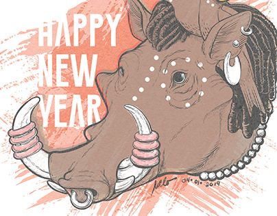 Year of the Warthog