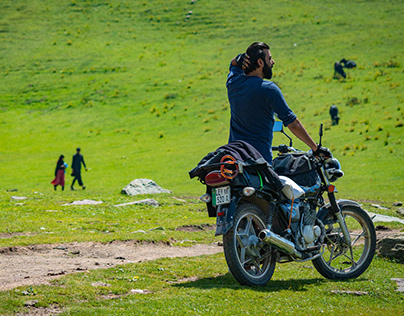 Bike Trips to Northern Pakistan - Photography
