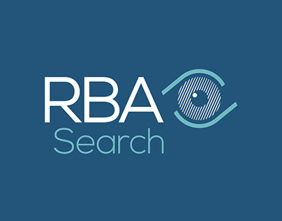 RBA Search brand & website