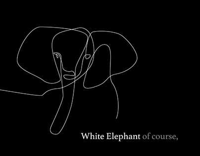 Elephant Song Motion graphic
