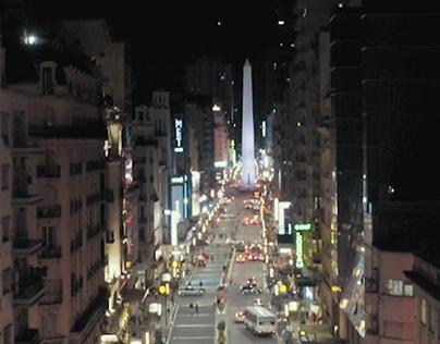 Áreas peatonales Buenos Aires
