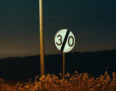 Speed limit (30)