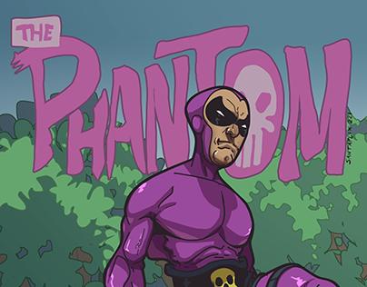 The Phantom fake cover