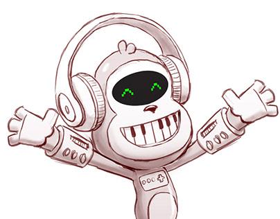 BART SMIRT - Character design