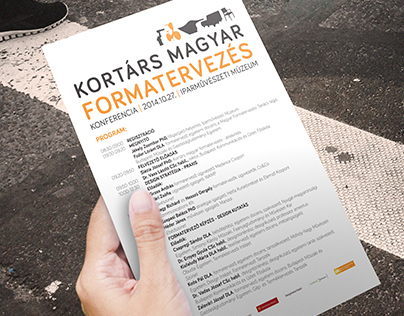 Contemporary Hungarian Design Conference