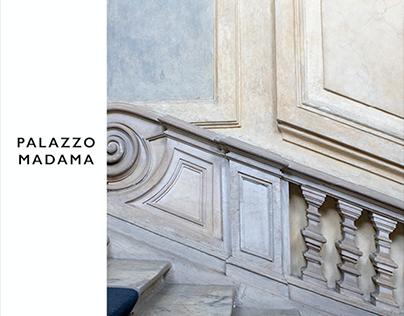Palazzo Madama, Torino, Italia.