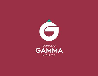 Branding | Complejo GAMMA Norte