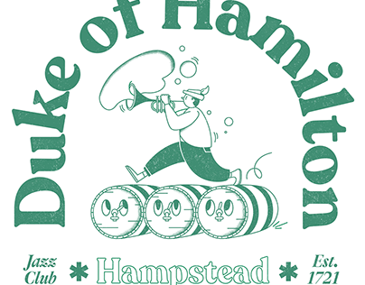 The Duke of Hamilton