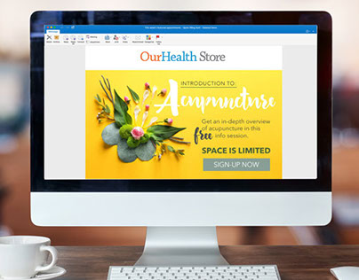 Limited Availability Marketplace Email Design