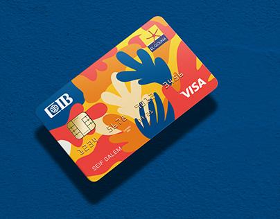 Visa-Gouna Credit Card
