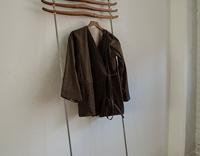 Garment Display Rack -- Theo Golstein