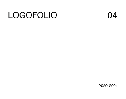 Logofolio 04 / 2020-2021