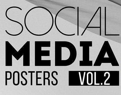 Social Media Poster Vol.2