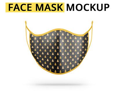 Face Mask Mock-up V1