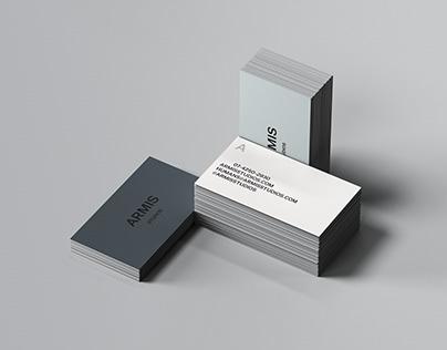 Armis Studios: Brand Identity