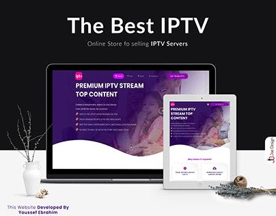IPTV online Store