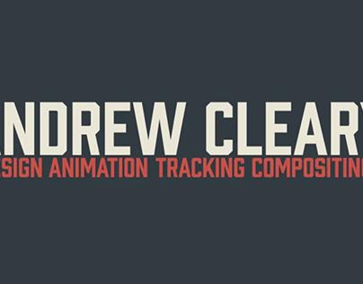 2014 motion graphics reel
