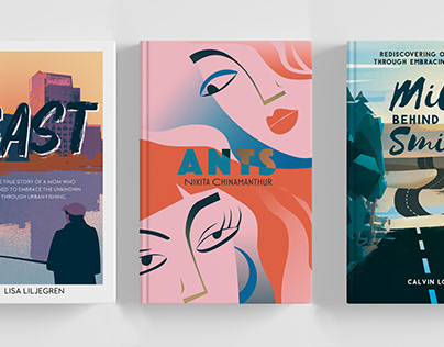 New Degree Press covers
